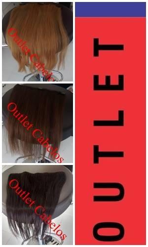 Aplique Cabelos Natural Mega Hair