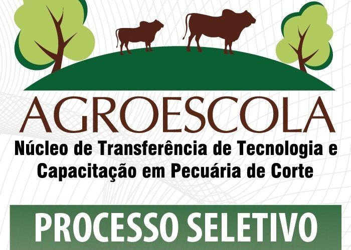 Programa Agroescola de CG abre 12 vagas para 2018