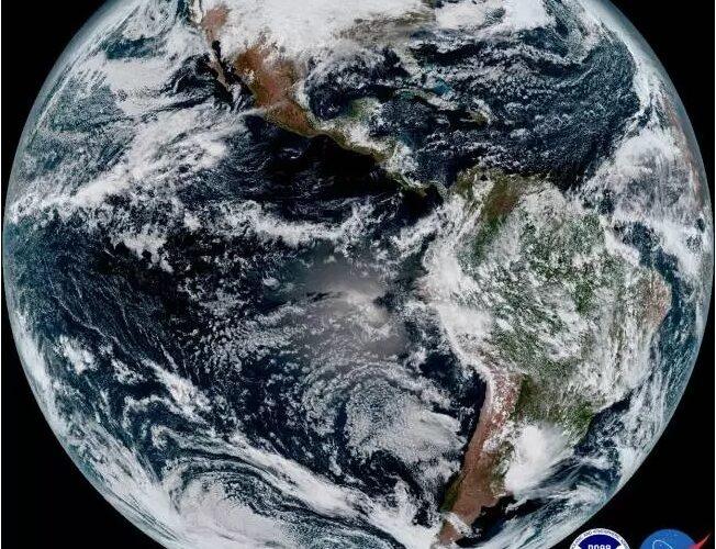 Foto mais detalhada da Terra até hoje