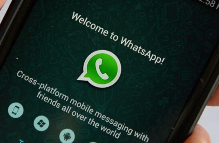Saiba quais celulares o WhatsApp deixará de funcionar