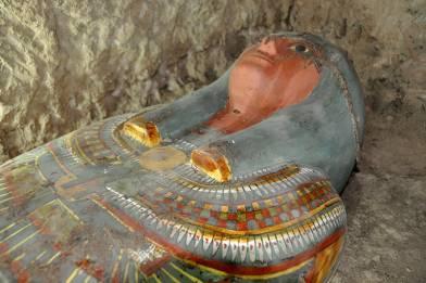 Cientistas encontram múmia com mais de 3 mil anos
