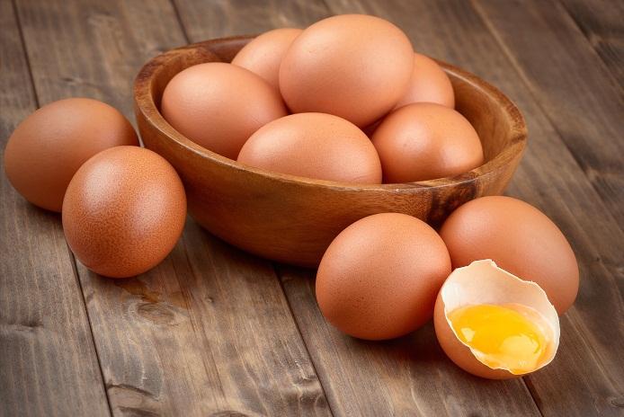 Preço dos ovos não sofreu alteração