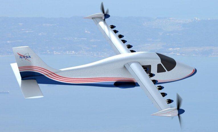 Conheça Maxwell, avião elétrico da Nasa