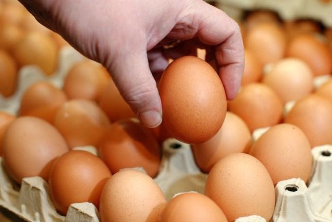 Ovos tem novo recorde em comercialização