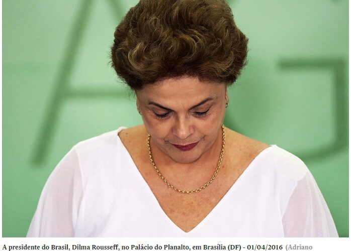 Câmara aprova processo de impeachment contra Dilma