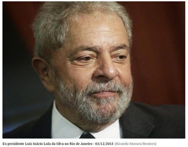 Lula é levado pela Polícia Federal para depor