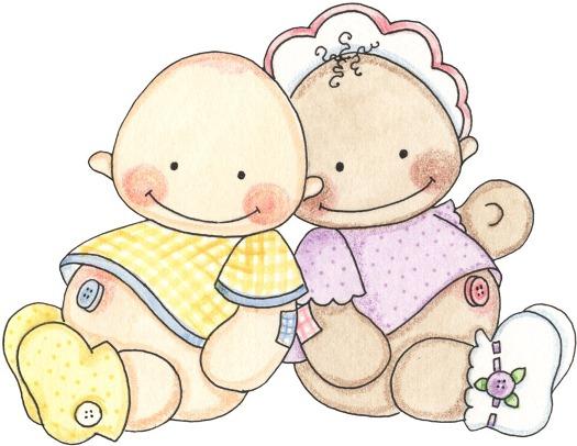 Bebês na maternidade