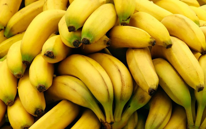 Banana é a fruta mais consumida pelos brasileiros