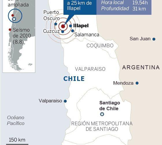 Ultimas notícias sobre o terremoto que devastou o Chile