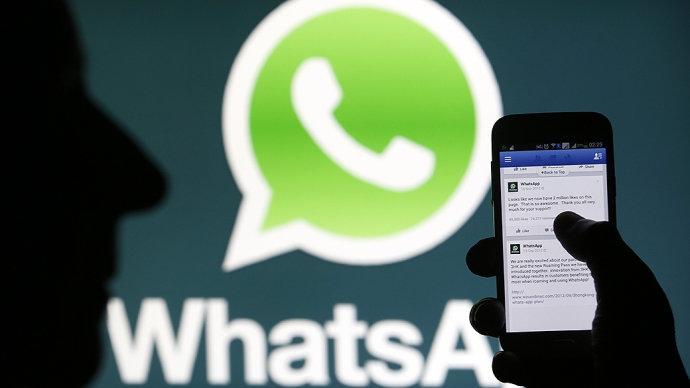 Juiz quer suspender WhatsApp no Brasil