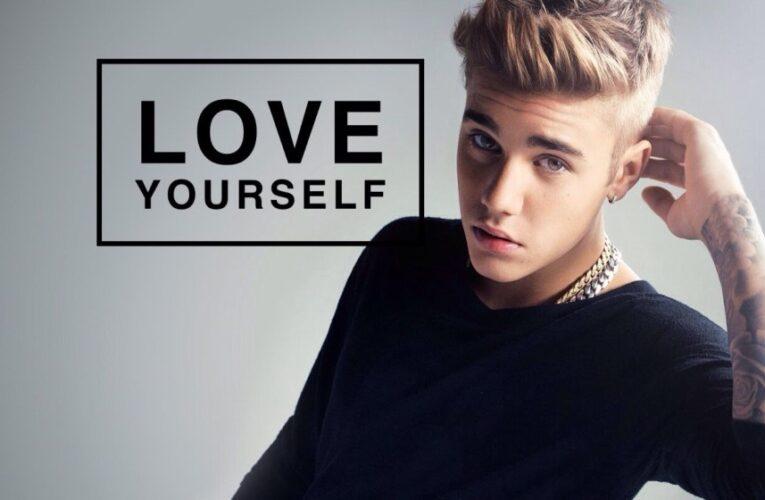 Tradução da música Love Yourself / Justin Bieber