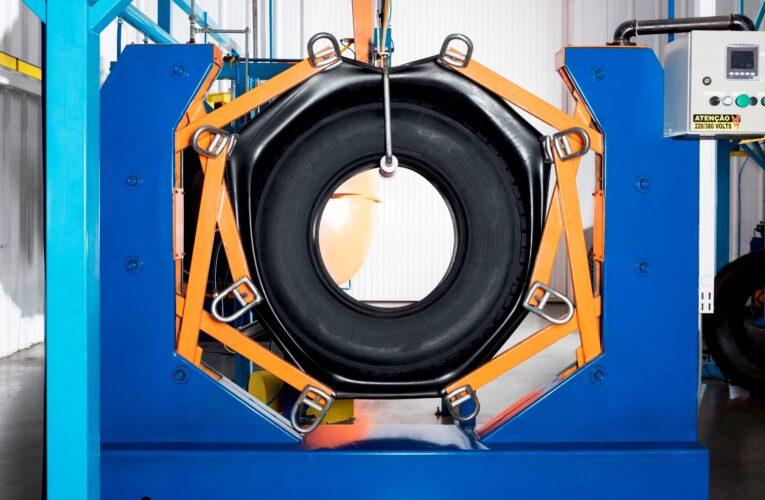 Vipal Borrachas lança envelope para reforma de pneus