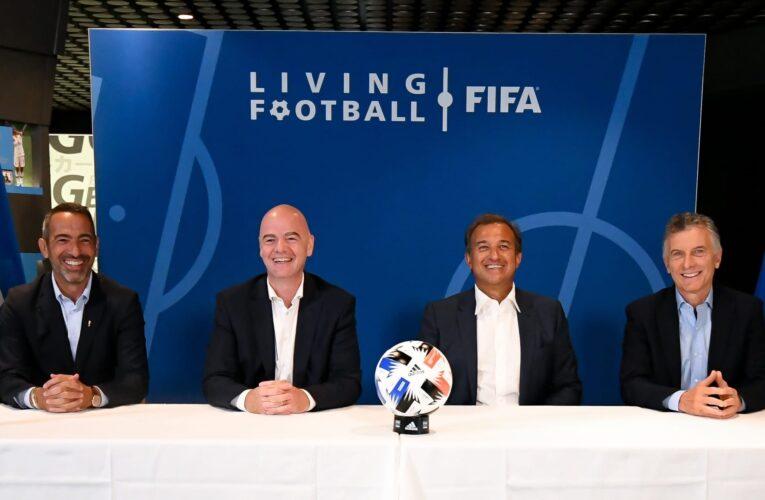 FIFA e UPL se unem por educação através do futebol