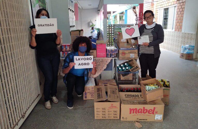 Sindiveg e Andav fazem doações para o Mato Grosso