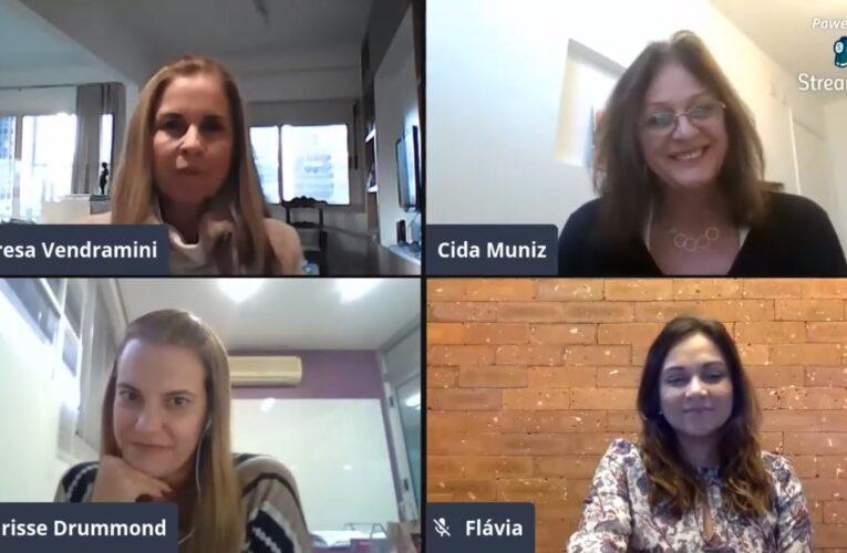 Belgo Talks discute poder e desafios feminino no agro