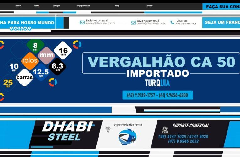Brasil importa ferro de construção da Turquia