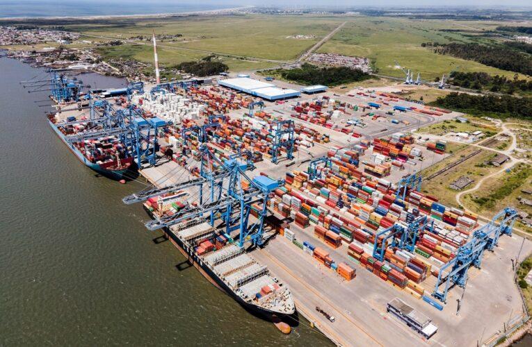 Cresce exportação de alimentos no Tecon Rio Grande