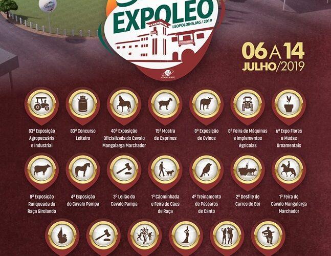 83ª Exposição Agropecuária e Industrial de Leopoldina