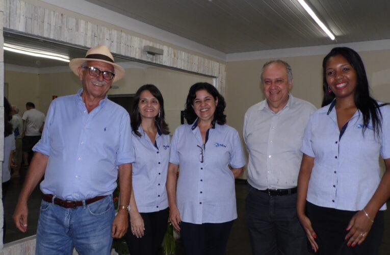 Palestras na Cooperativa Leste de Leopoldina