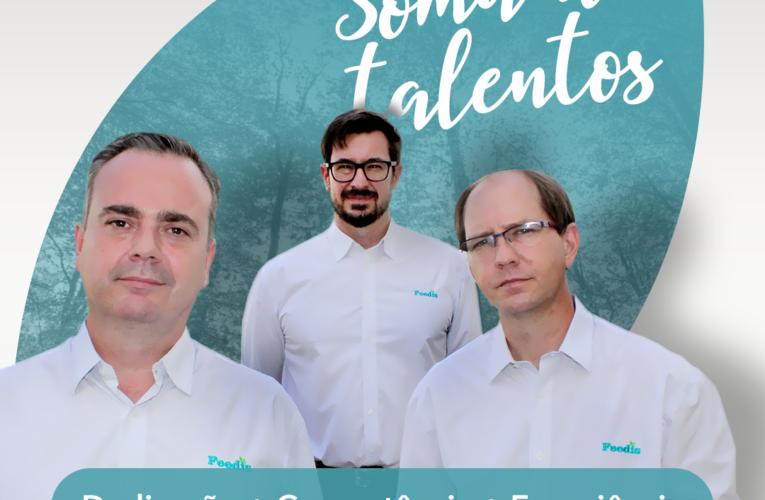 A soma dos talentos para a fórmula do sucesso Feedis®