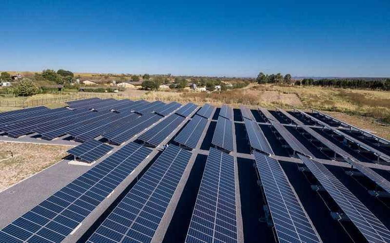 Expansão do segmento de energia renovável