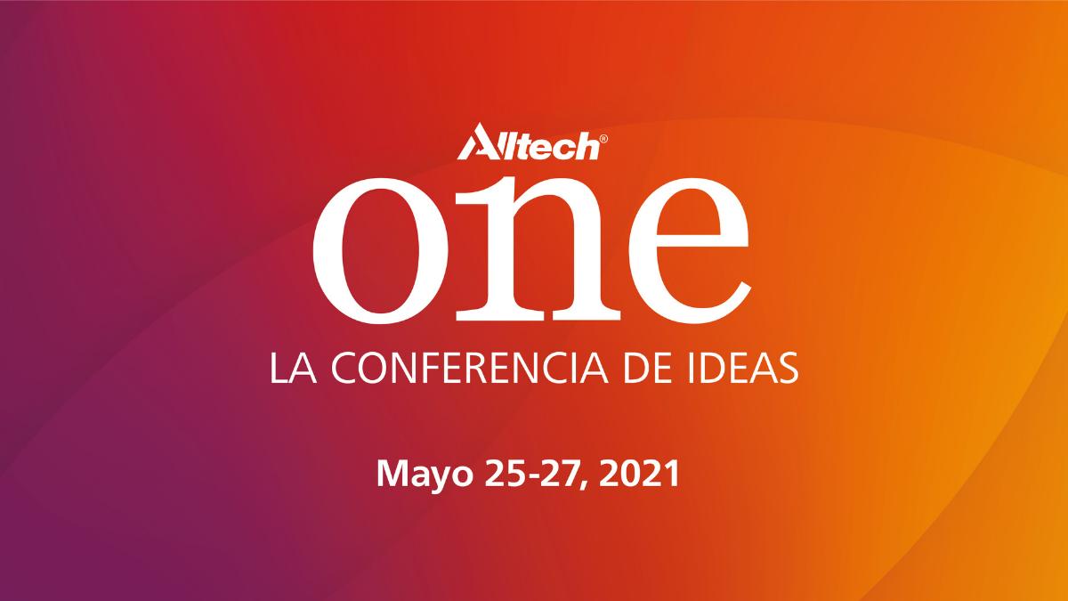 Alltech ONE Simpósio de Ideias