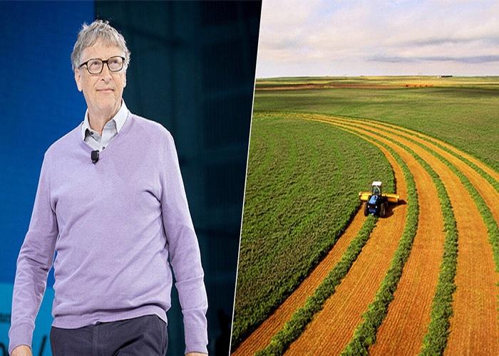 Bill Gates o maior latifundiário de terras dos EUA