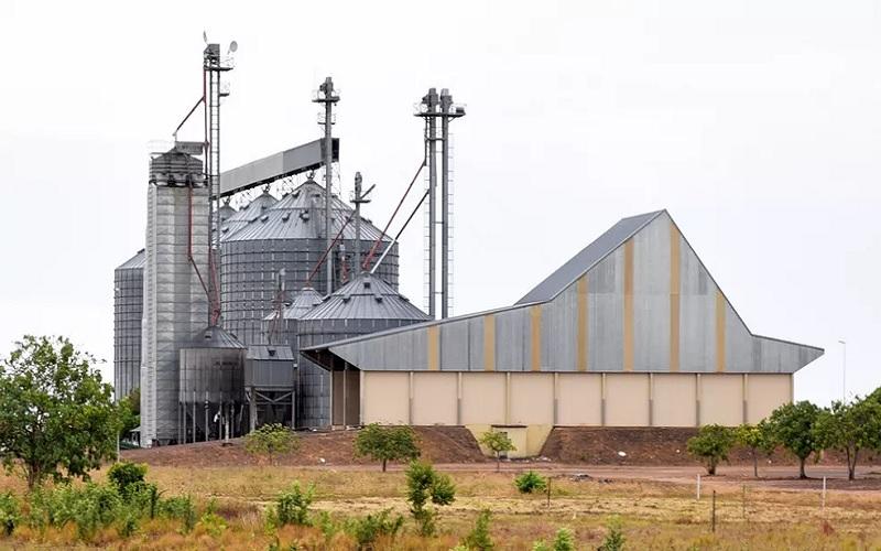 Capacidade de armazenagem agrícola do Brasil