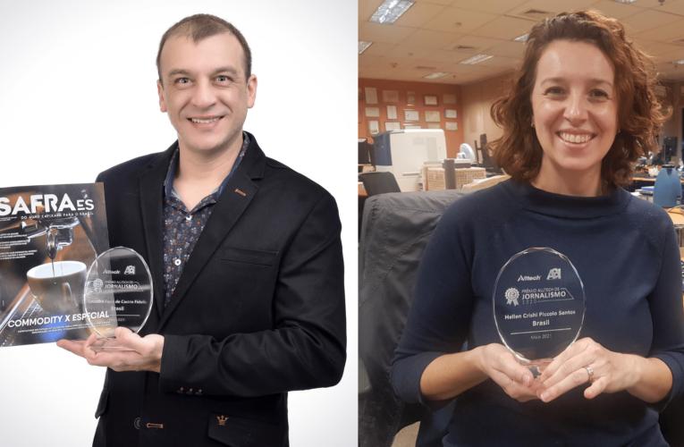 Prêmio Alltech de Jornalismo anuncia seus vencedores da 5ª edição