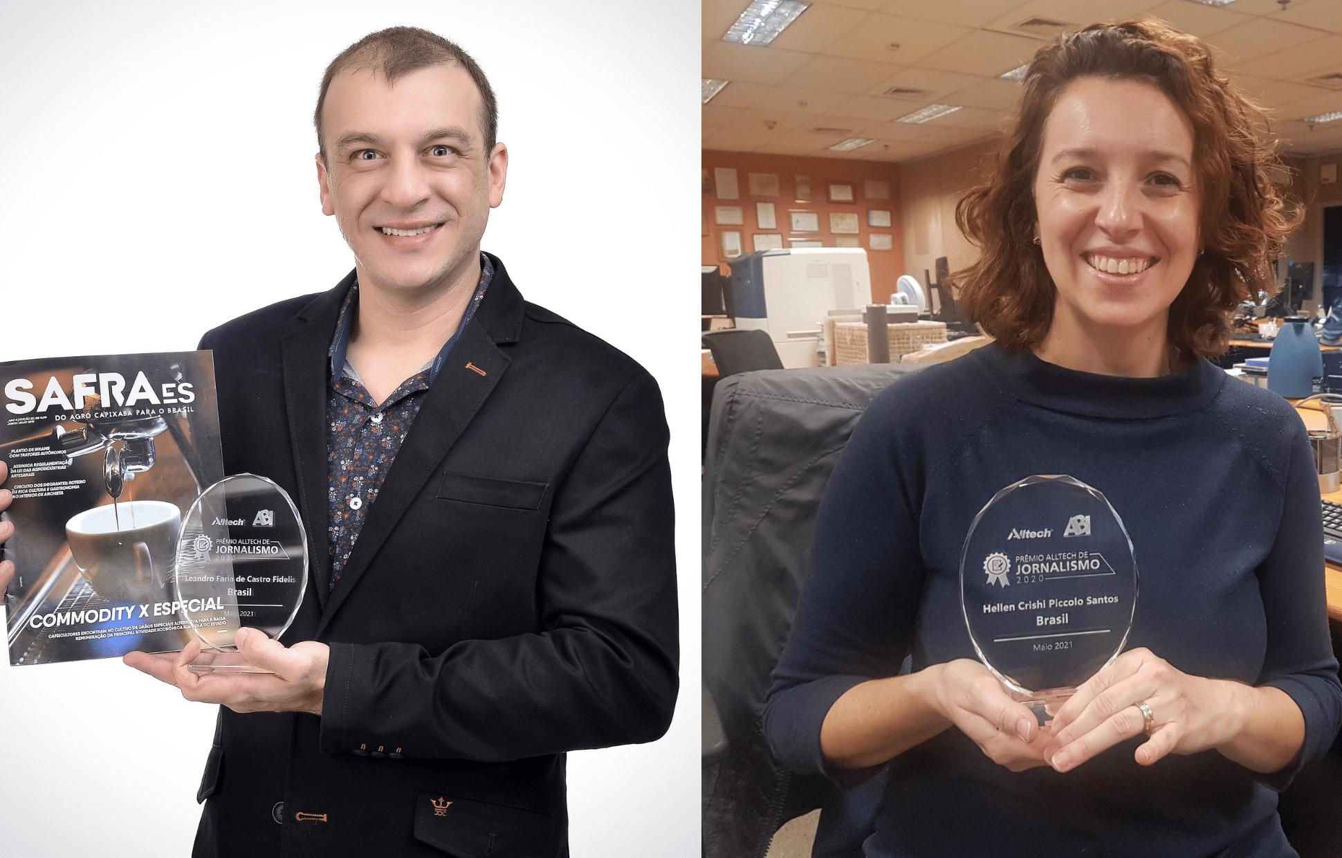 Prêmio Alltech de Jornalismo