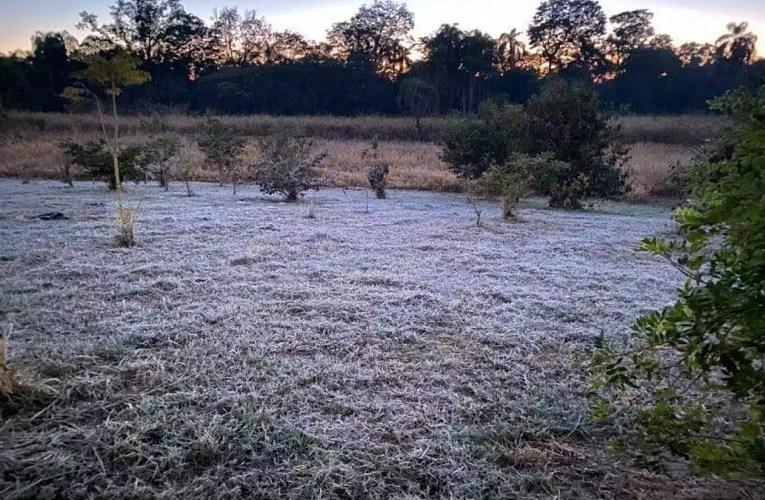 Onda de frio pode ser uma das mais intensas neste século
